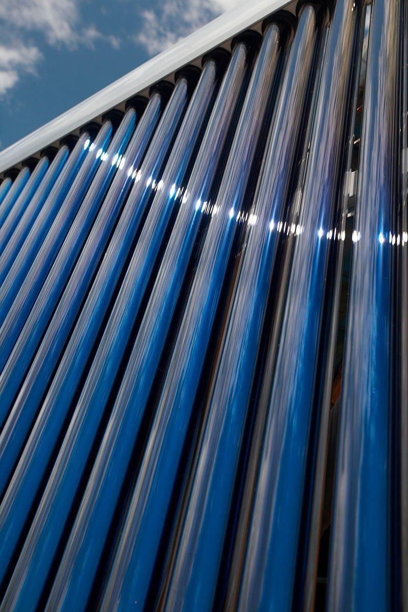 solcelleanlæg for mere grøn energi